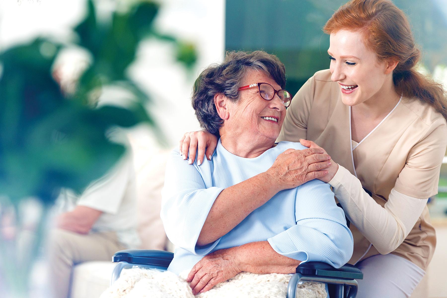 Début d'une nouvelle cohorte pour le programme AEP Soutien aux soins d'assistance en établissement de soins de longue durée!